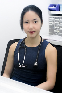Dr. Grace Huang